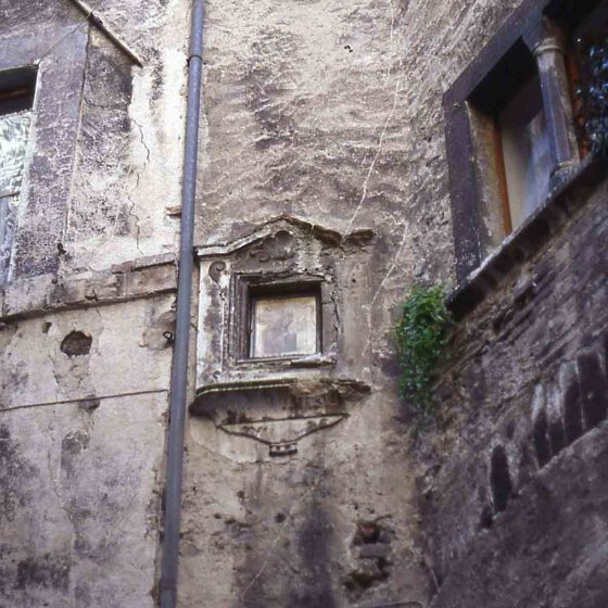 Spoleto - Spoleto, via Porta Fuga [SPO219]