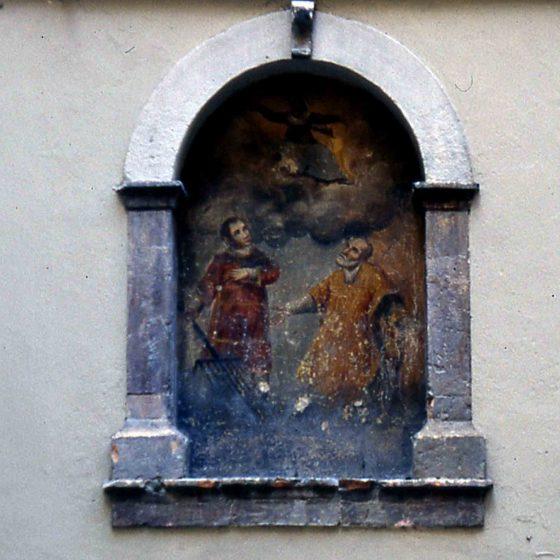 Spoleto - Spoleto, vicolo dei Tribunali [SPO222]