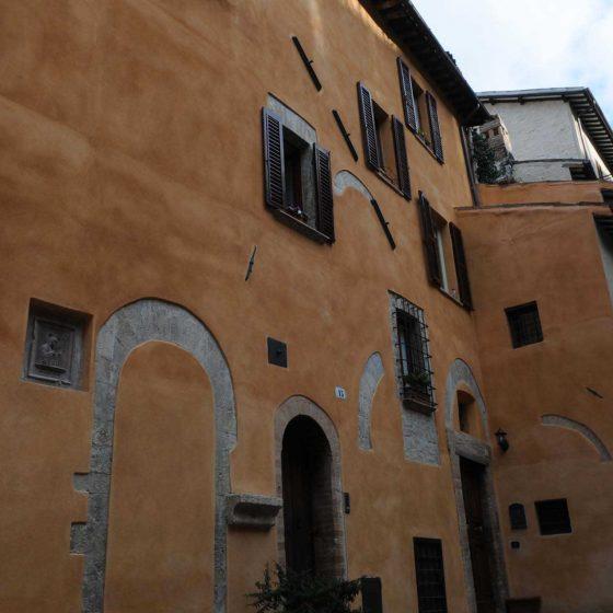 Spoleto - Spoleto, via Campo de' fiori [SPO228]