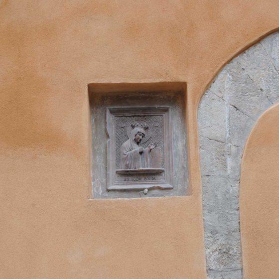 Spoleto - Spoleto, via Duomo [SPO229]