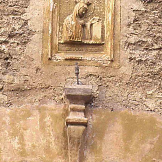 Spoleto - Spoleto, via del Seminario [SPO234]