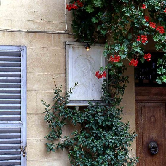 Spoleto - Spoleto, via Valadier [SPO243]