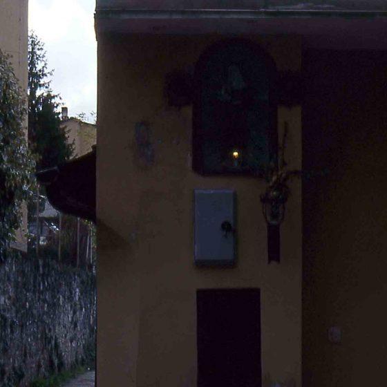Spoleto - Spoleto, vicolo di Santa Croce [SPO249]
