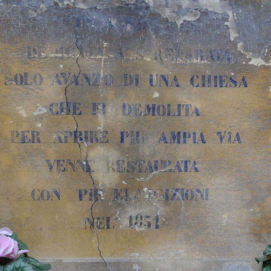 Trevi - Trevi, via Lucarini «Santa Reparata» [TRE010]