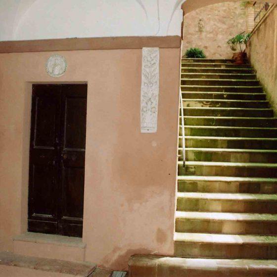 Trevi - Trevi, via San Francesco [TRE015]