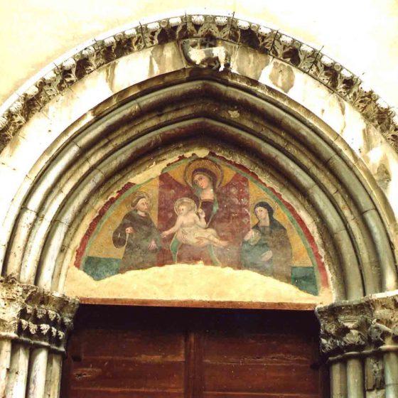 Trevi - Trevi, via San Francesco [TRE025]