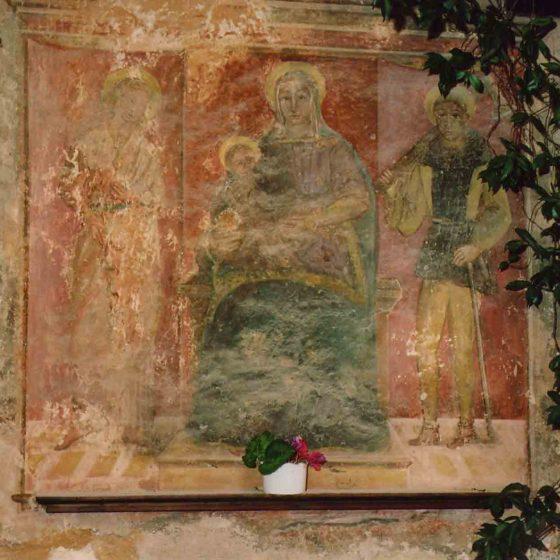 Trevi - Trevi, via Beato P. Riccardi [TRE070]