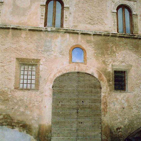 Trevi - Trevi, piazza della Torre il Collegetto [TRE245]