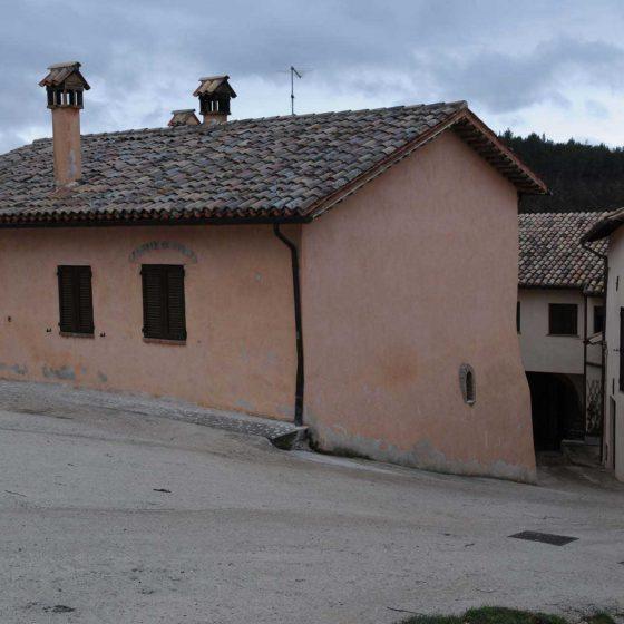 Trevi - Coste, Casa Brunelli [TRE447]