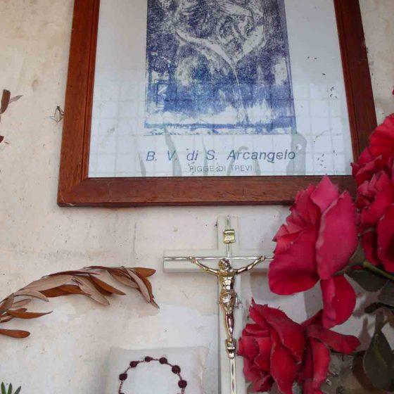 Trevi - Pigge, «Madonna di Sant'Arcangelo» [TRE630]