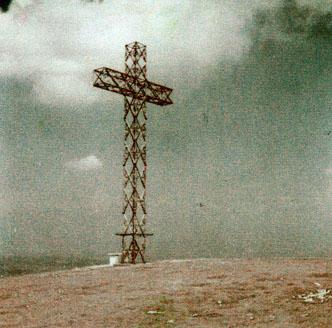 Giano dell'Umbria - Monti Martani, Colle della Cerasa «Croce di san Gaspare del Bufalo» [GIA060]