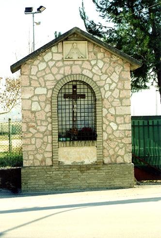 Trevi - Cannaiola, via Sant'Angelo Nuovo [TRE776]