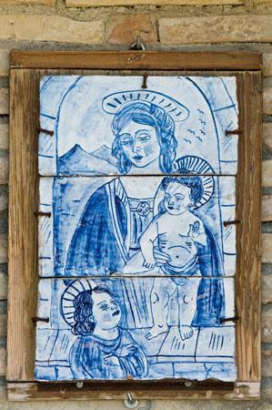 Trevi - San Lorenzo, «Madonna del ponte» [TRE868]