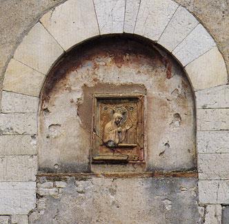Spoleto - Spoleto, via Sant'Alò [SPO233]