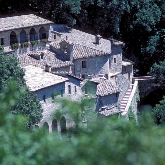 Assisi, Eremo delle carceri