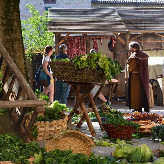 Bevagna, le Gaite - photo credit: Medioevo di Bevagna 12 via photopin (license)