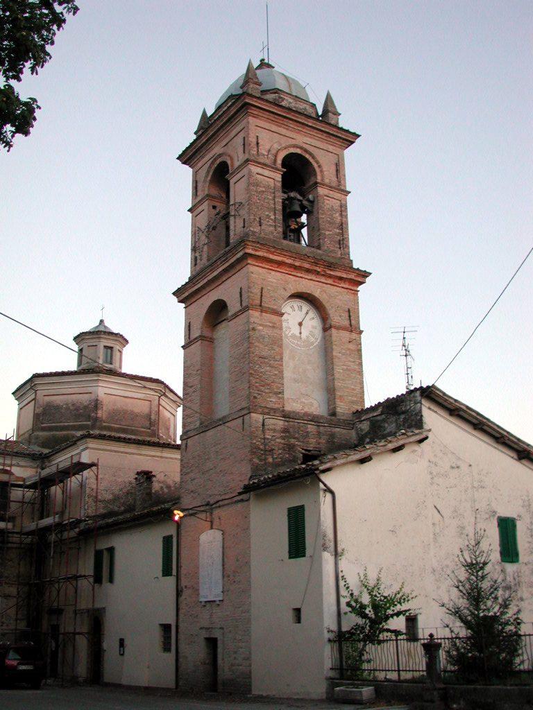Picciche, chiesa di Santo Stefano