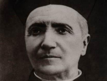 Una vecchia immagine del beato Pietro Bonilli