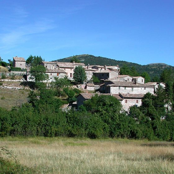 Ponze, panorama