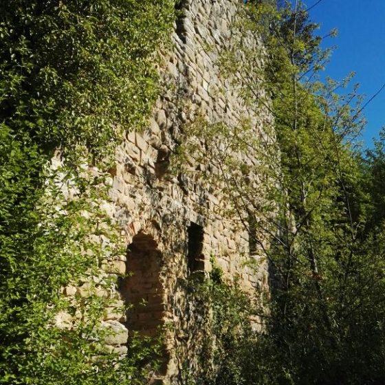 Bevagna, Madonna del Monte (ruderi)