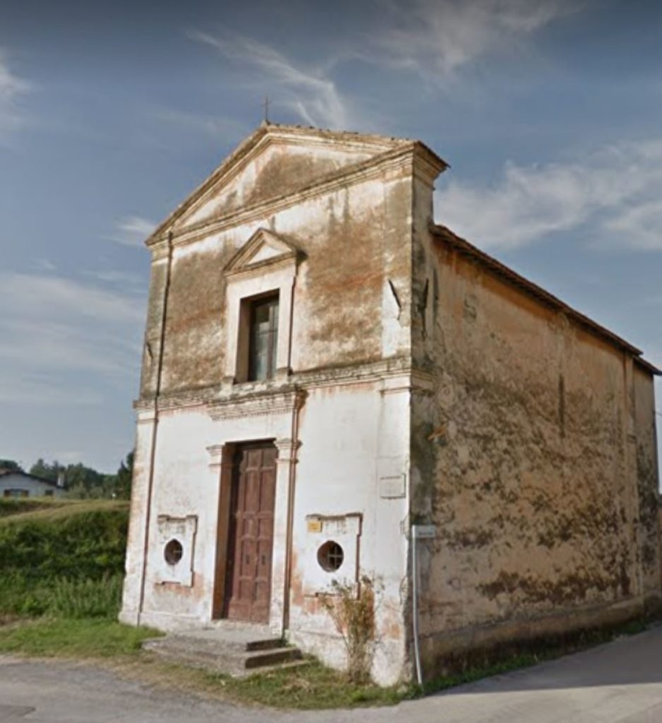 Cannara, chiesa di san Donato