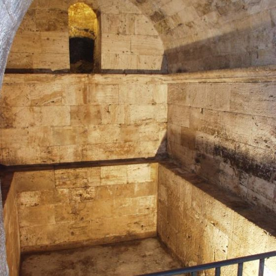 Cisterna romana di San Rufino