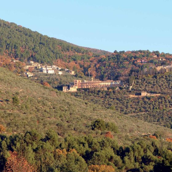 Campello sul Clitunno, convento dei Barnabiti