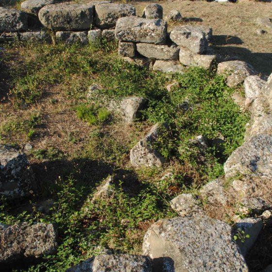 Cannara, Collemancio, Urvinum Hortense, basilica paleocristina