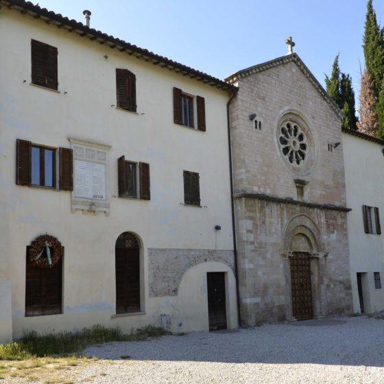 Foligno, San Giovanni Profiamma, parrocchiale