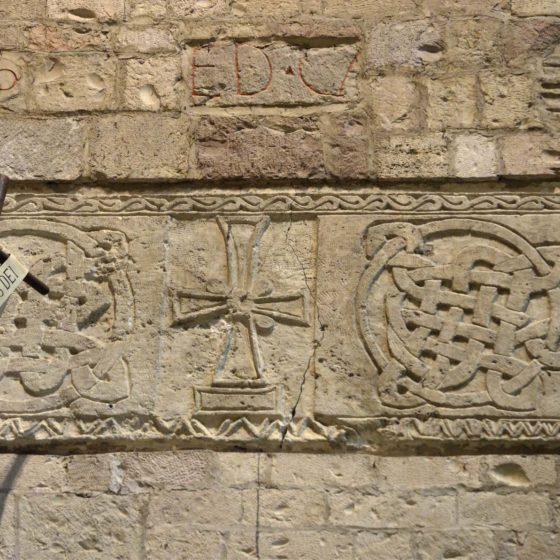 Foligno, San Giovanni Profiamma, parrocchiale, particolare