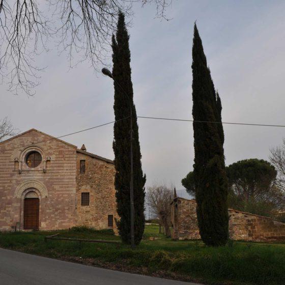 Castel Ritaldi, pieve di San Gregorio