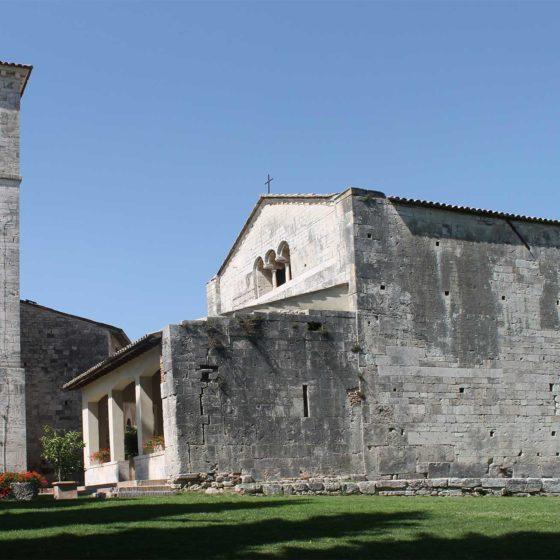 Massa Martana, chiesa di San Faustino