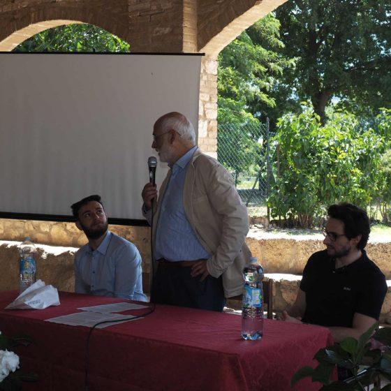 Trevi, Pietrarossa, Fiera di San Giovanni, presentazione della campagna di scavi archeologici anno 2015 a Pietrarossa