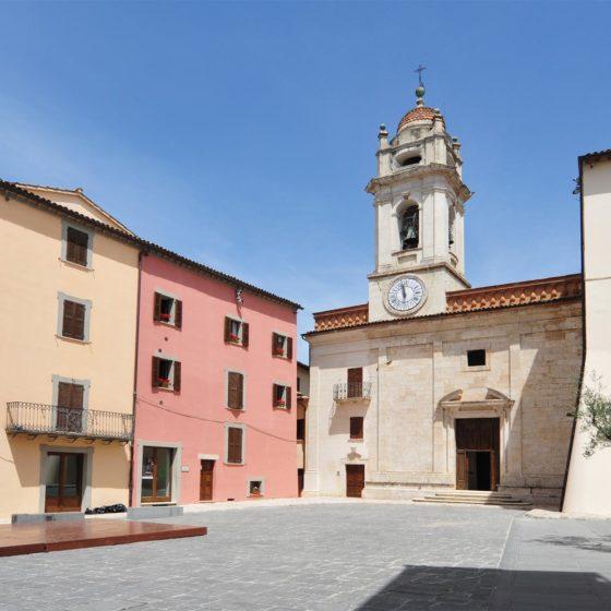 Massa Martana, centro storico