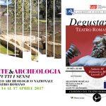 Arte & Archeologia. Degustazioni