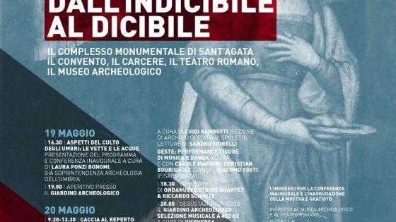 #Festa dei Musei, Spoleto, maggio 2017