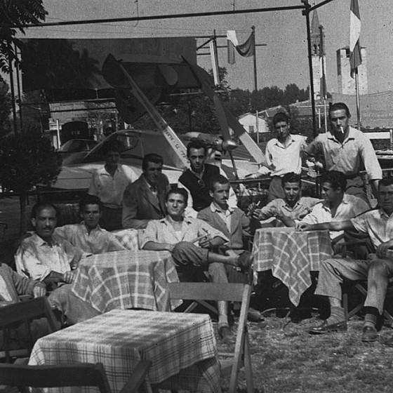 Mostra dell'Artigianato umbro e della Meccanizzazione agricola, metà degli anni '50