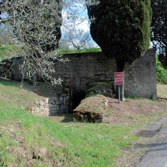 Bettona, tomba etrusca