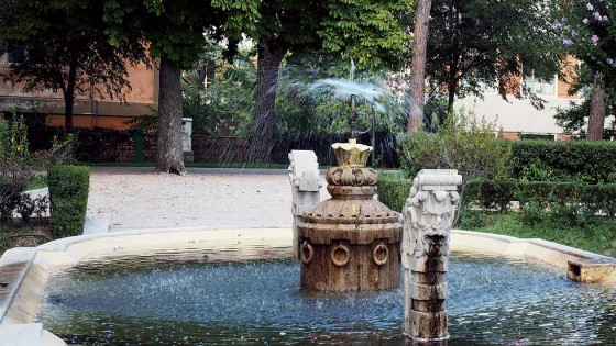 Fontana dei Canapè