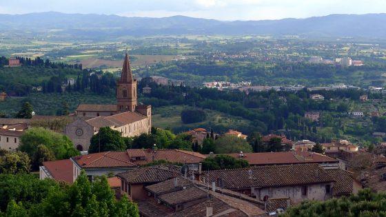 Perugia by pixabay