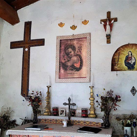 Eremo di San Giovanni Battista, Ancaiano - Le Cese