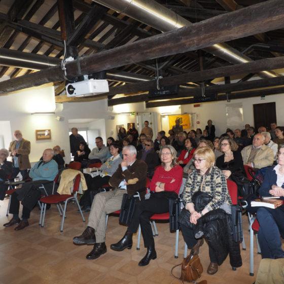 Presentazione di 'Patriarchi verdi. Itinerari in Valle Umbra' – palazzo Mauri, Spoleto, 12 marzo 2016