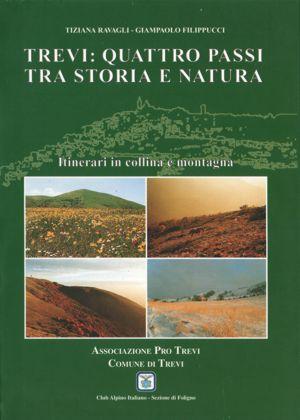 Trevi quattro passi tra storia e natura (copertina, 1998)
