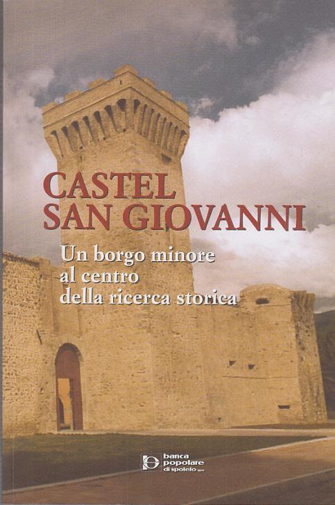 Castel San Giovanni, copertina