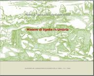 Miniere di Lignite in Umbria, copertina
