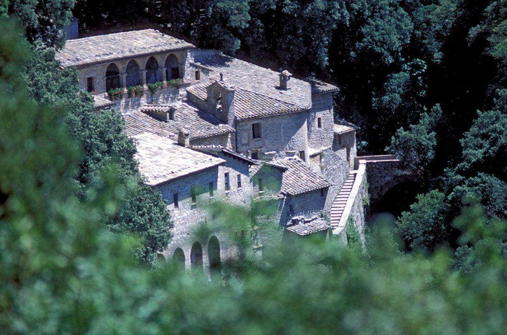 Assisi, Eremo delle carceri - foto di Fabrizio Cicio