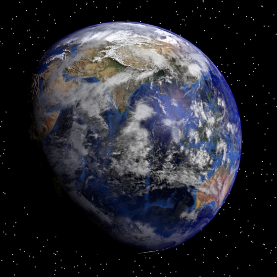 Earth, terra