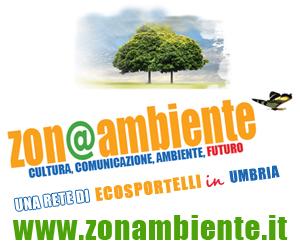 Logo newsletter zonambiente