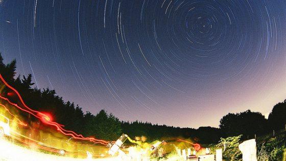 ...e le stelle stanno a guardare