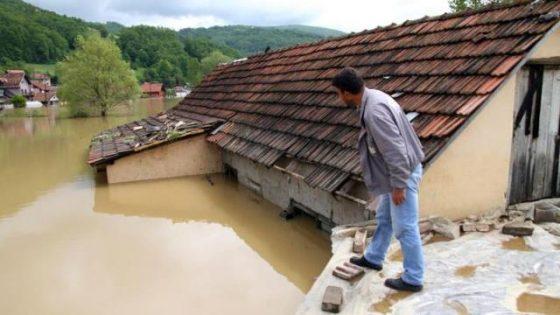 L'alluvione in Serbia da www.ilmeteo.it